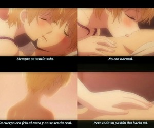 anime, scum's wish, and frases image