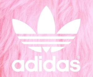 adidas and pink image