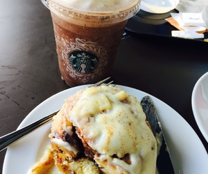 Cinnamon, frappe, and coffee image