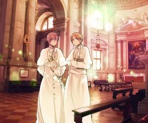anime, aph romano, and art image