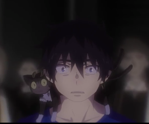 cry, gif, and ao no exorcist image