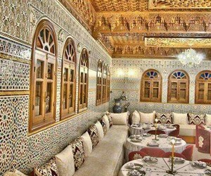 arab, design, and home image