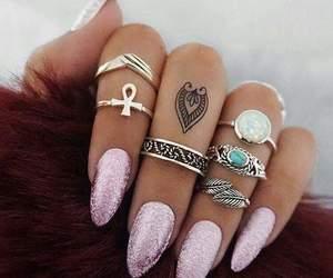 beutiful, uñas, and nail+art image