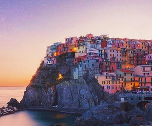 cinque terre, italy, and travel image