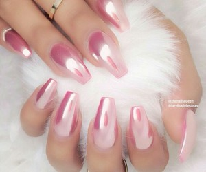 beauty, nice, and uñas image