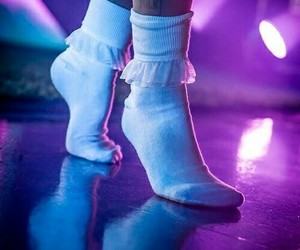 melanie martinez, socks, and cry baby image