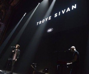 troye sivan and black image