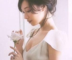 japanese, model, and erika mori image