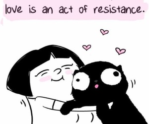 art, hate, and resistance image