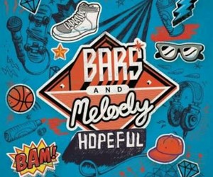 bars and melody, phrases, and leondre devries image