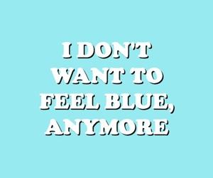 blue, Lyrics, and marina and the diamonds image