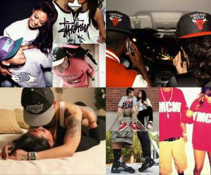 swag couple and swag love image