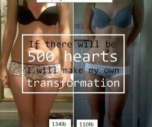 fitness, transformation, and motivation image