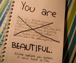 be yourself, love yourself, and beautiful image