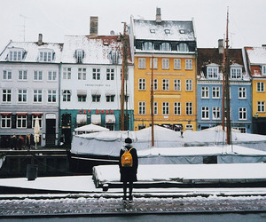 architecture, copenhagen, and travel image