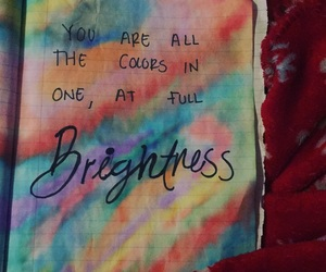 book, fanart, and all the bright places image