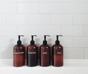 bathroom, minimalism, and design image