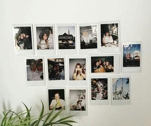 aesthetic, decor, and polaroid image