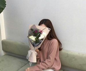 ulzzang, aesthetic, and korean image