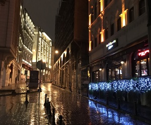 galata, night, and shine image