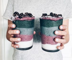 smoothie, food, and drink image