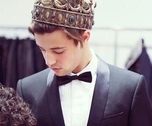 cameron dallas, king, and cameron image