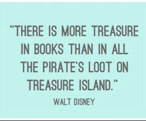 books, quotes, and disney image