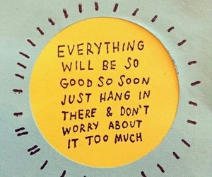 happiness, yellow, and good vibes image