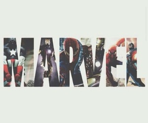 Marvel and wallpaper image