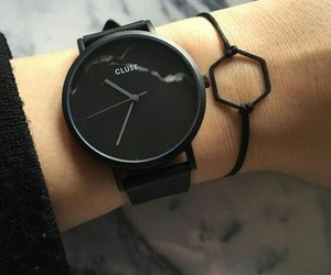 watch, fashion, and cluse image