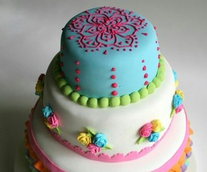 cake, colores, and Detalles image
