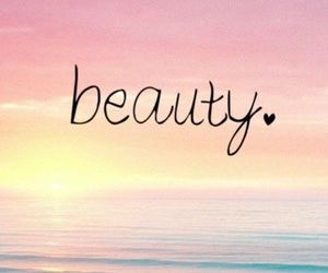 beauty, sea, and quotes image
