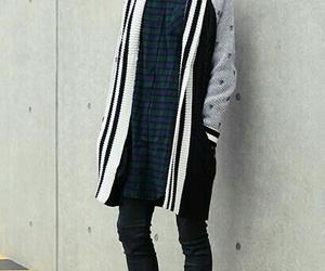 model, nam joohyuk, and yg model image
