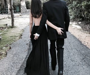 couple, love, and couplesgoals image
