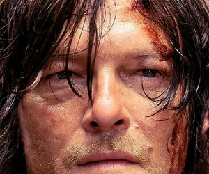 norman reedus and daryl dison image