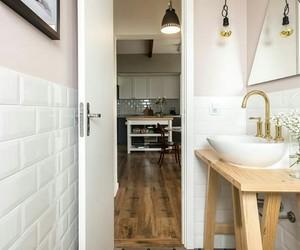 bathroom, decor, and escandinavo image