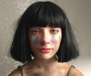 ️sia, the greatest, and maddie ziegler image