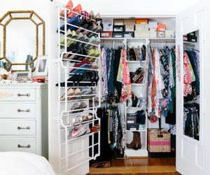 closet, cosy, and decor image