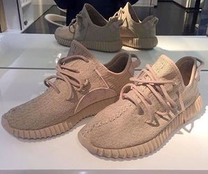 shoes, fashion, and yeezy image