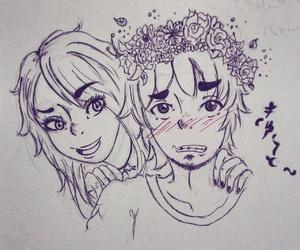 anime, bae, and boy image