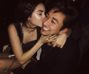 maggie lindemann, goals, and couple image