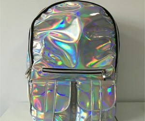 holographic -backpack image