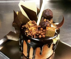 chocolate and luxury image