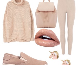beige, day, and fashion image