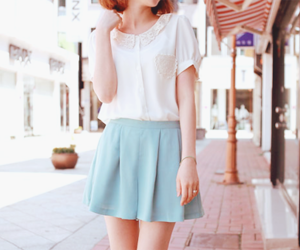girl, cute, and awesome image
