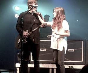 chrissy costanza and dan gow image