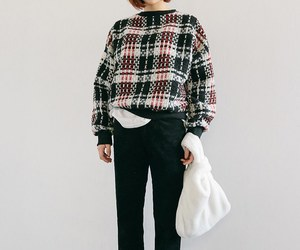 asian fashion, kfashion, and koreanshion image