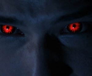 alpha, eyes, and red image
