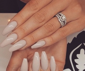 classy, jewelry, and nails image
