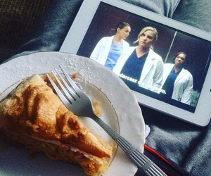 food, grey's anatomy, and ga image